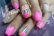 bellisimas nails