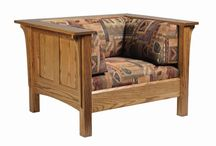 Lounge Chairs and Recliners / Our #American made lounge chairs and recliners will be your favorite spot at the end of a long day. #Amish craftsmanship ensures that you will be able to enjoy their beauty for years to come.
