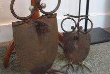 Jardim - vasos e decoraçao