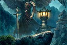Πολεμιστής άγγελος