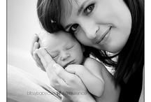 { newborn and baby photography }