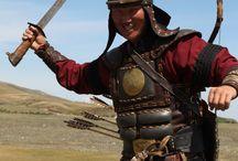 costumi mongoli