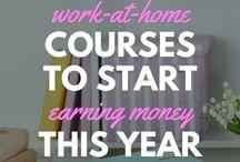 Making money$