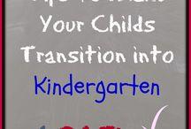 Kindergarten Orientation / Preparing for Kindergarten