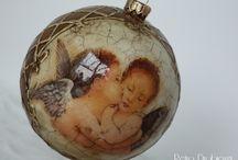 RETRO DROBIAZGI christmas decorations
