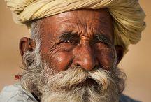 Portraits Asie centrale
