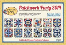 Patchwork Party 2014 / Patchwork Party 2014 - Join the party!