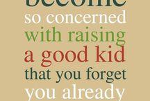 parenting / by Jodie Redman