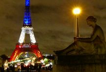 Paris & la toureiffel
