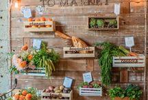 Farm Station Cafe Ideas