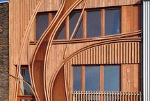 buidling design / by Amornpan Somsawasdi