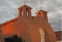 New Mexico - Scenic Tours / New Mexico is rich in culture and history.  Join us on an authentic cultural adventure.  Visit Native American Ruins, take the High Road to Taos, or tour the Abiquiu area and view the landscapes that enchanted Georgia O'Keeffe.