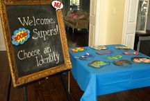 Tebow 5th Birthday Party / by Alli Crumley