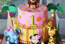 Cake ideas for babys birthday