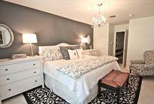 hübsches Schlafzimmer