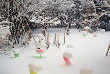 Snow Pallet