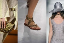 Trends  / What's new, what's been re-invented, why would I wear what everyone else is wearing???