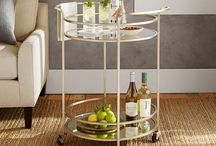 Furniture: Bar Carts