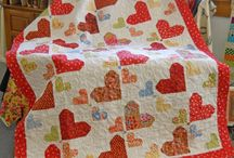 Quilts - Piece, Love, and Quilts / Quilt inspiration...want more time, need more fabric!