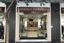 Angelo Nardelli | Taranto store / Orgoglio e storia,simbolo del Made in Italy da oltre 12 anni..Angelo Nardelli Store Taranto.