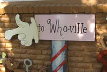Who-Ville Christmas / by Courtney Marsteller