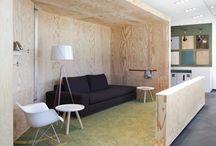 Showroom / Möbel von 3form GmbH