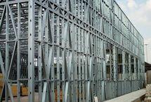 Steall frame