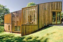 Oak House / Bespoke luxury eco-home