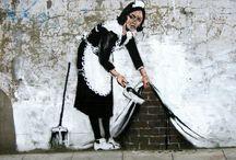 Graffiti / Interesting and Artistic Renderings