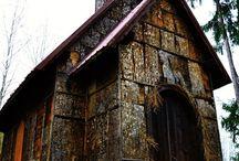 Drevené kostoly na Slovensku