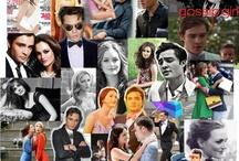 Séries / Uma homenagem a todas as séries de TV que mais adoro! #TVSeries #Series #GG #TWD