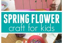 Spring Ideas / This board is full of spring ideas - arts and crafts for the kids, decorating ideas for the home, some spring cleaning, and other randomness that can only happen during the springtime months!