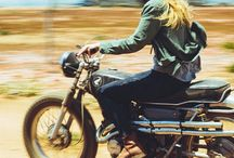 Motorcycle / by Tori