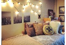 Dorm deco ideas ♡
