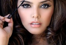makeup & hair & nails
