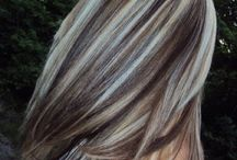 Cortes y color de cabello