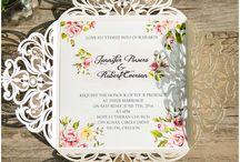 Esküvői kártyák