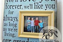 Gift ideas for grandma and grandpa