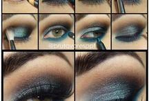 Make-up and beauty