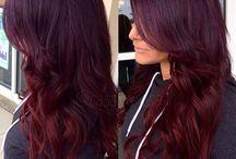 Cheveux/ coupe/ couleur