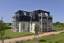 Upstalsboom Ferienwohnungen im Resort Deichgraf in Wremen / #upstalsboom #fewo #urlaub #vacation #relax #northsea #getaway #wremen