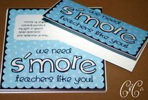 Teacher Appriciation Ideas / by Emily Dietz