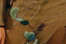 Мех / Вышивка мехом