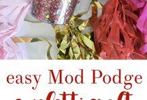 craft mod podge