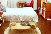 一人暮らしインテリア 家具