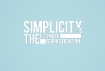 keep it simple :)