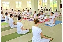 Yoga courses & outfits