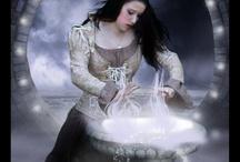 The magical mirror