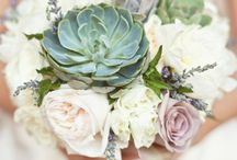 Wedding Bouquet Inspiration / beautiful wedding bouquets