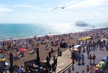 Brighton and other towns in Sussex / My favourite place / by Linda Schofield